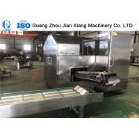 Buy cheap High Capacity Ice Cream Cone Production Line Fully Automatic For Industrial from wholesalers