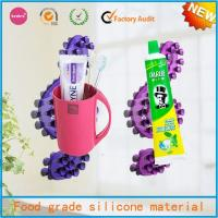 Buy cheap edex New arrival multifunctional china wholesale silicone sucker stand holder from wholesalers