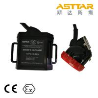 Buy cheap Asttar brand explosion-proof miners head lamps KL6Ex for underground lighting from wholesalers