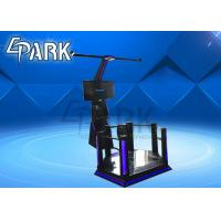 Buy cheap Epark Virtual Reality Machine , Metal + Glassfibre Amusement Park Equipment from wholesalers