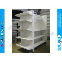 Buy cheap Powder Coating Metal Retail Store Display Shelves 1000mm Width , 5 Shelves from wholesalers
