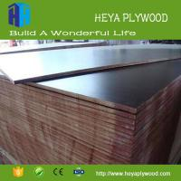 Buy cheap HEYA high quality 12mm 9 layer apple antislip plywood wholesale price from wholesalers