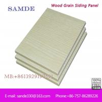 Buy cheap High quality fiber cement slate wall cladding board  Birmingham 3050*192*7.5/9mm from wholesalers