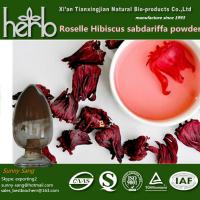 Buy cheap hibiscus flower extract from wholesalers