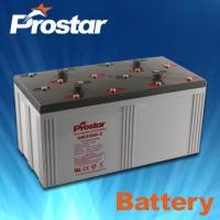 Buy cheap Prostar battery 2v 3000ah from wholesalers