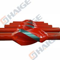 Buy cheap oilfield drilling stabilizers, integral spiral blades stabilizers, integral drilling stabilizers string type from wholesalers