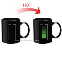 Buy cheap Creative Promotion Gift Color Change Personalized Mugs from wholesalers