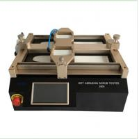 Buy cheap Water-based Coating Field Used Wet Abrasion Scrub Tester With The Sample Thickness 0-25mm from wholesalers