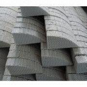 Buy cheap Ceramic Structured Packing, Low Pressure Drop, Suitable for All Tower Diameters from wholesalers