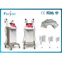 Buy cheap Newest design 1800w champagne zeltiq cryolipolysis coolsculpting machine for body slimming from wholesalers