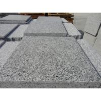 Buy cheap Quality Certification Chinese Grey Sardo G640 polished G640 Grey Stone Stair /riser /Step Price from wholesalers