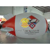Buy cheap Large Waterproof Filled Helium Zeppelin for Political Election, RC Blimps Balloons from wholesalers