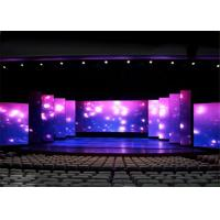 Buy cheap Stage Rental LED Display P3.91mm LED Screen SMD2121 High Color Uniformity from wholesalers