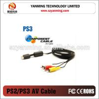 Buy cheap component 3RCA AV cable for Sony Playstation PS1 PS2 PS3 from wholesalers