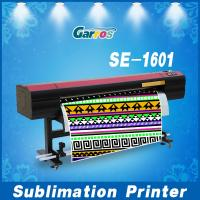 Buy cheap 63 inches wide dye sublimation printing machine for jersey from wholesalers