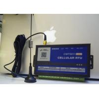 Buy cheap Digital Input 8 Channels 3g SMS Controller , ARM MCU GSM SMS Alarm Controller product