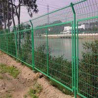 Buy cheap High Quality Outdoor Retractable Cyclone Pvc Coated 3D Wire Mesh Fence/ Welded Garden Fence Panels Price Philippines from wholesalers