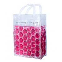 Buy cheap Reusable Wine Cooler Bag Non - Phthalate PVC 6 Bottles Type With Color Liquid from wholesalers