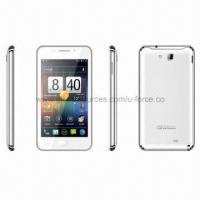 Buy cheap 5 Touch Screen Smartphones, Android 2.3.7/MTK6573/3G/Wi-Fi/MP3/MP4/Camera/Bluetooth, G/P-sensor from wholesalers