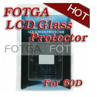 Buy cheap OEM Pro Optical CANON 60D Digital Camera LCD Screen FOTGA Glass Protector 6 layers from wholesalers