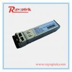 Buy cheap Single Fiber BIDI SFP+ 10G Optic Module Single Mode from wholesalers