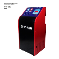 Buy cheap Pressure Protect 8HP AC Recycling Machine HW-680  R134a Refrigerant from wholesalers