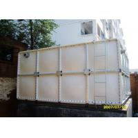Buy cheap Competitive Price SMC GRP FRP Fiberglass Composite Water Tank from wholesalers