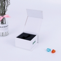 Buy cheap Electronic Packaging CMYK Printing 6x6x3 Magnetic Closure Gift Boxes from wholesalers