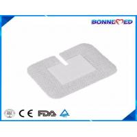 Buy cheap BM-7015 Hot Sale Sterile Individul Packing Disposable Non woven U shape Infusion Fixing Medical Dressing Pad from wholesalers
