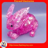 Buy cheap Crystal Rabbit Manufacturer from wholesalers