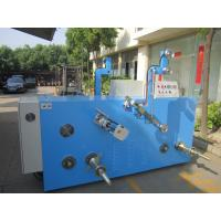 Buy cheap Sky Blue Automobile Wire Rewinding Machine 600M / Min Motor Control from wholesalers