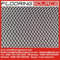 Buy cheap PVC wave design heavy duty wet area floor matting rolls without backing drainage matting from wholesalers