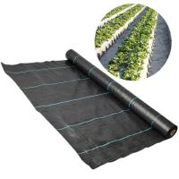 Buy cheap Weed Control Polypropylene Ground Cover UV Anti Recyclable Easy Install from wholesalers