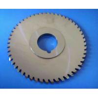 Buy cheap fast cutting and sharpness TCT saw blade for mdf from wholesalers