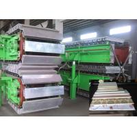 Buy cheap High Pressure Auto Continuous Polyurethane Foam Sandwich Panel Production Line from wholesalers