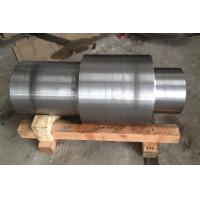 Buy cheap ASTM Forged Steel Shaft , GB / T3077-1999 42CrMo / 35CrMo / 40CrNiMo Roller from wholesalers