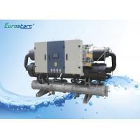 Buy cheap Low Temperature Glycol Water Cooled Scroll Chiller Phase Reversion Protection from wholesalers