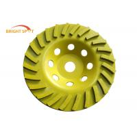 Buy cheap Wet Grinding 80mm Grinding Cup Wheels For Hard Granite And Engineered Stone from wholesalers