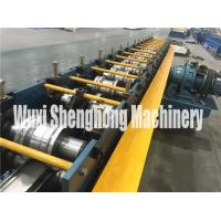 Buy cheap Perfect Working Accuracy Shutter Roll Forming Machine With 36 Rollers European Style from wholesalers