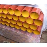 Buy cheap Hot Mould Centrifugal Casting Pipe BS EN877 DIN19522 ISO6594 ASTM A888 from wholesalers