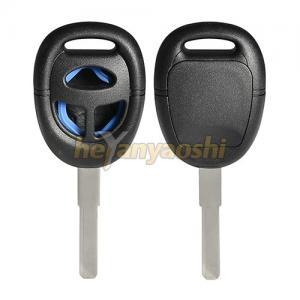 Buy cheap Emregency Saab Smart Key Shell / Blade Ym30 3 Button Key Fob Black Color product