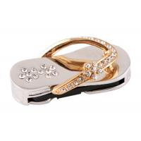 Buy cheap Password Protect Metallic USB Flash Drive Jewelry , U Disk Driver from wholesalers