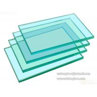 Buy cheap Rectangle Tempered Glass/Toughened Glass with CE Certificate from wholesalers