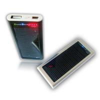 Buy cheap portable black solar electronics charger for iphone 4s/4 from wholesalers