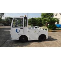 Buy cheap Dual Circuit Baggage Towing Tractor Hydraulic Braking System CE Approved product