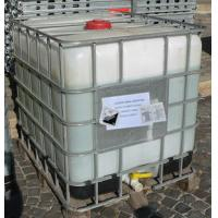 Buy cheap 48% caustic soda lye ibc drum from wholesalers