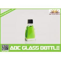 Buy cheap Essential Balm Oil Sample Mini Glass Bottle Vial With Plastic Screw Cap/Glass from wholesalers
