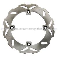 Buy cheap High Performance Motorcycle Rear Floating Brake Disc For DR 350 R Supermoto Bike from wholesalers