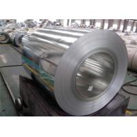 Buy cheap High Preciseness Hot Dipped Galvanized Steel Coils SPCC 600mm - 1500mm Width from wholesalers