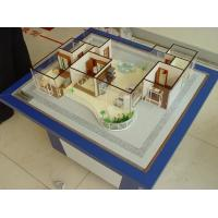 Buy cheap 3d Interior Layout Model With Furniture , House Interior Model Making from wholesalers